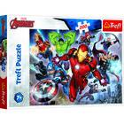 Trefl: Marvel 200 darabos Bosszúállók puzzle