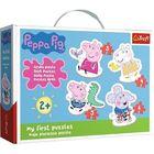 Trefl: Peppa Pig - puzzle baby