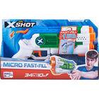 Xshot: Mini-pistol cu apă cu umplere rapidă