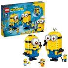 LEGO Minions: Kocka minyonok és barlangjuk 75551
