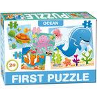 Primul puzzle: Ocean
