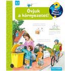 Să protejăm mediul - carte educativă în lb. maghiară