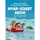 Acțiunea Insula-Verii (Biroul de investigații nr. 2, volumul 5) - în lb. maghiară