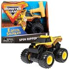 Monster Jam: Maşinuţă Earth Shaker cu roţi volante