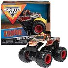 Monster Jam: Maşinuţă Zombie cu roţi volante