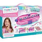 Make It Real: Csillogó karkötő készítő szett gyöngytartóval
