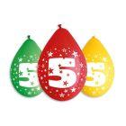 Pachet de baloane colorate pentru aniversare 30 cm - 5
