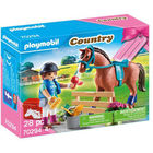 Playmobil: Set de joacă Ferma de cai 70294