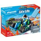 Playmobil: Set de joacă Gokart 70292