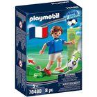 Playmobil: Francia válogatott focista 70480