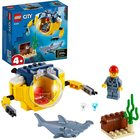 LEGO City: Óceáni mini-tengeralattjáró 60263
