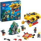 LEGO® City: Óceáni kutató tengeralattjáró 60264