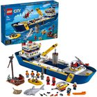 LEGO City: Óceánkutató hajó 60266