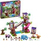 LEGO Friends: Baza de salvare din junglă 41424