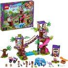LEGO Friends: Dzsungel Mentőközpont 41424