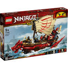 LEGO Ninjago: A Sors Adománya 71705