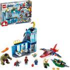 LEGO Marvel Super Heroes: Bosszúállók Loki haragja 76152