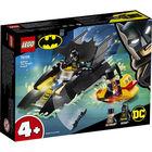 LEGO Super Heroes: Pingvinüldözés a Batboattal! 76158