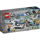 LEGO Jurassic World: Dr. Wu laborja: Bébidinoszauruszok szökése 75939