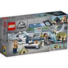 LEGO Jurassic World: Laboratorul Dr. Wu: evadarea puilor de dinozaur 75939