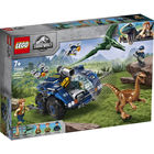 LEGO Jurassic World: Evadarea lui Gallimimus și Pteranodon 75940
