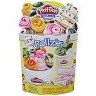 Play-Doh: Set de plastilină Rulouri de înghețată