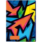 Neon Art gumis mappa - A4