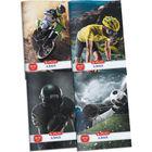 x.book: Sport sima füzet 20-32 - A5, többféle