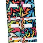 x.book: Neon Art négyzetrácsos füzet 27-32 - A5, többféle