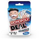 Monopoly Deal - joc de cărți în lb. maghiară
