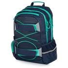 OXY: Sport PASTEL LINE green hátizsák