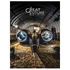 SHKOLYARYK Great future négyzetrácsos füzet, A5, 36 lapos - többféle