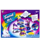Set de joacă Artă din nisip Unicorn strălucitor