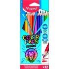 MAPED: Color Peps Strong színes ceruza készlet