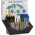 ICO: Környezetbarát, papírból készült golyóstoll