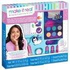 Make-It-Real: Lányok a világ körül - sminkkészlet
