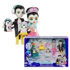 Enchantimals: Preena Penguin és Patterson Penguin jégtánc játékszett