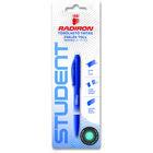ICO: Student Radiron törölhető kék tintás zselés toll - kétféle