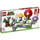 LEGO Super Mario: Toad kincsvadászata kiegészítő szett 71368