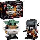 LEGO Star Wars: Mandalorian și Copilul 75317