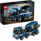 LEGO Technic: Betonkeverő teherautó 42112