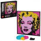 LEGO ART: Andy Warhol's Marilyn Monroe 31197