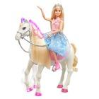 Barbie Princess Adventure: Cal magic cu prințesă