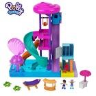 Polly Pocket: Vizi vidámpark játékszett