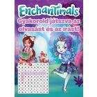 Enchantimals: Exersează cititul și scrisul în mod jucăuș! - educativ în lb. maghiară