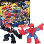 Goo Jit Zu: Marvel Spiderman vs Venom