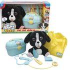 Cry Pets Set veterinar Delux pentru cățelușul care plânge