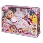 Amore Mio: Álmodj szépeket kisbabám játékbaba