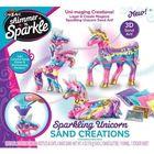 Shimmer and Sparkle: Set nisip decor - unicorn