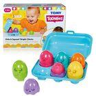 Tomy Toomies: Cofrajul cu ouă colorate